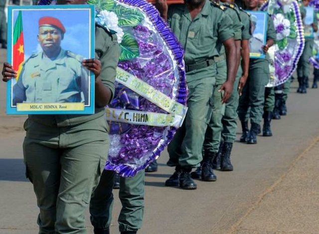 Rising violence in Cameroon