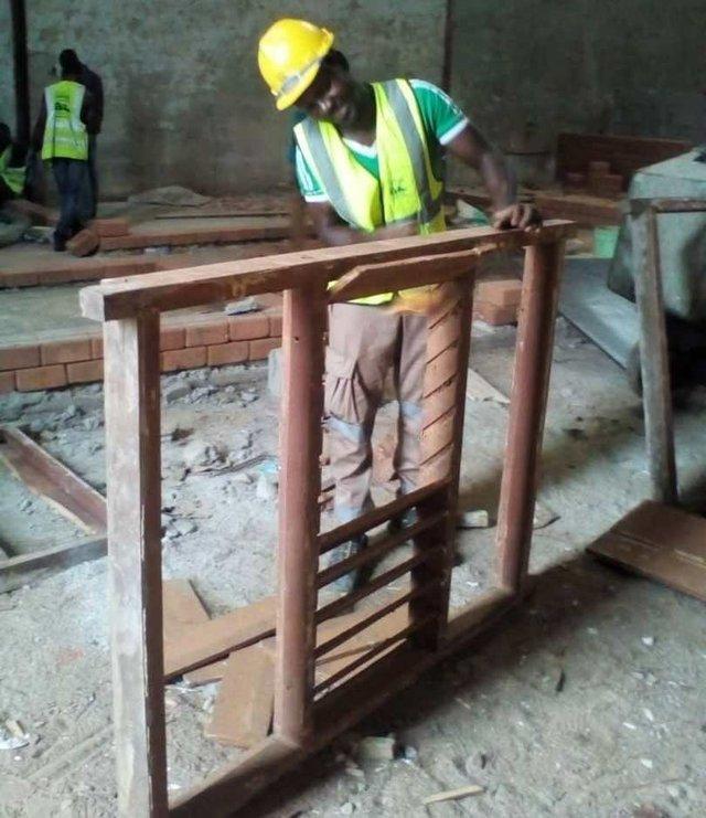 Training future Carpenters