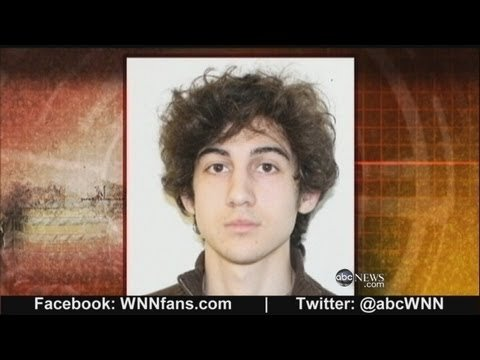 Boston bombing suspect responding in writing