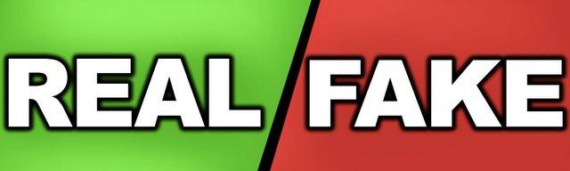 Real vs Fake