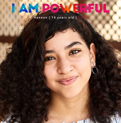 In Egypt, 14-year-old Haneen is an advocate for ending FGM.