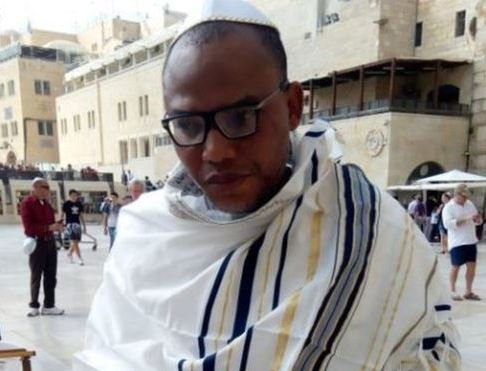 Nnamdi Kanu resurfaces
