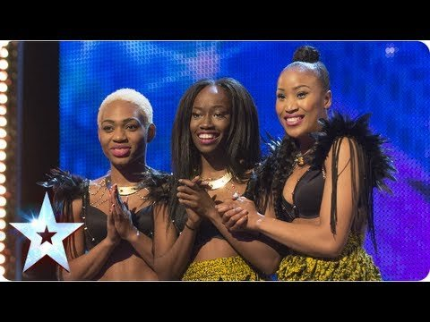 CEO Dancers wow 'Britain's Got Talent' judges