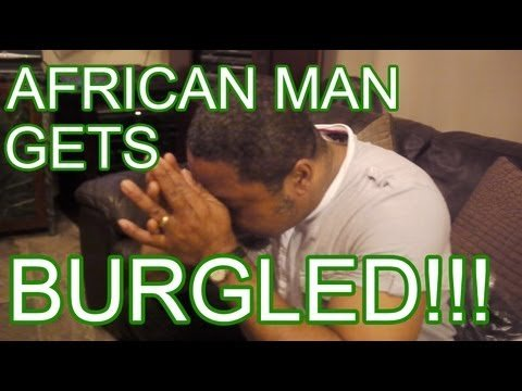 Prank burglary - This is hilarious