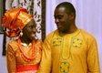 The celebrant - Blessing Olubanjo and her husband Olufemi Favour Olubanjo b.jpg