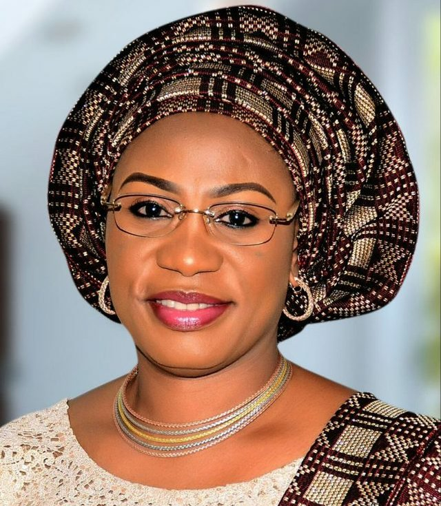 Mrs Sherifat Aregbesola