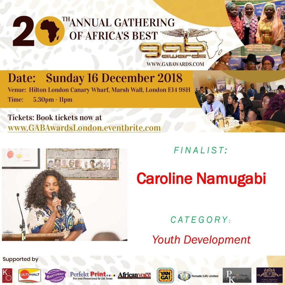 Caroline Namugabi