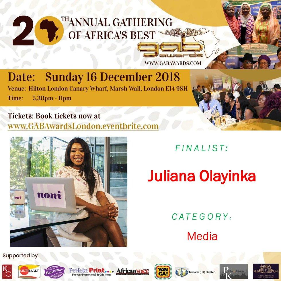 Juliana Olayinka