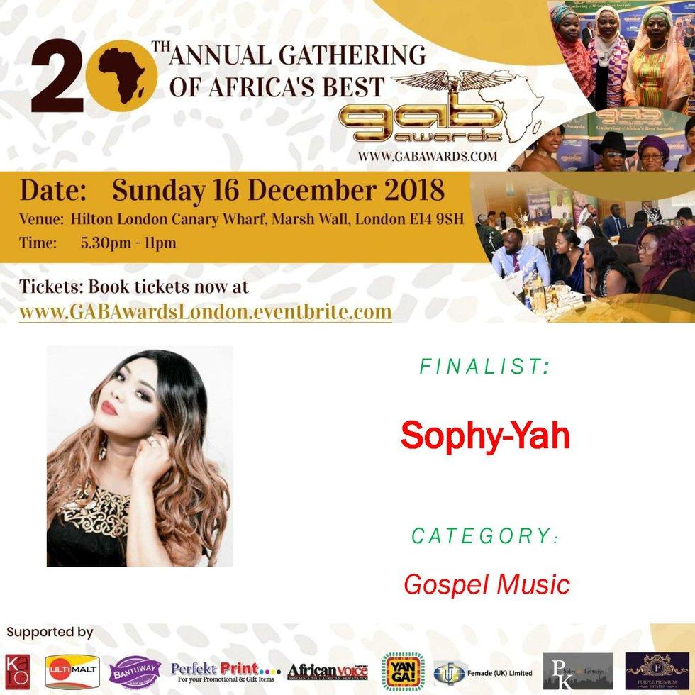Sophy-Yah