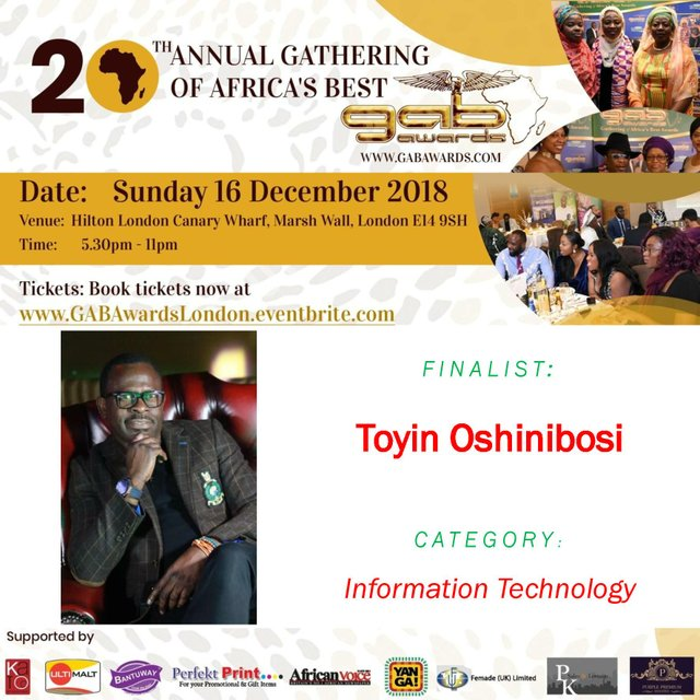 Toyin Oshinibosi