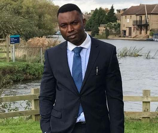 Christopher Ikenna Onumonu
