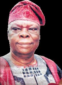 Professor Segun Odunuga
