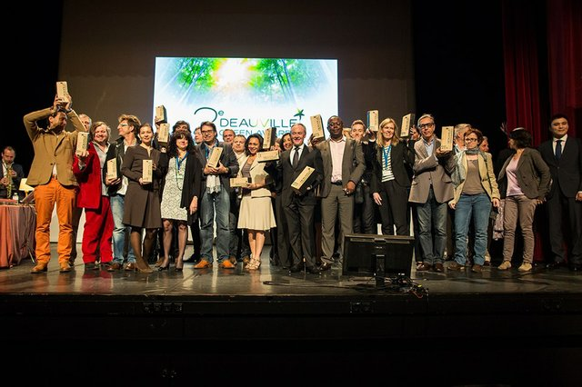 A Farm for Africa based on Kwara's Shonga Farm wins a Grand Prix at Deauville Green Awards