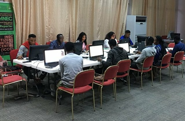 INEC Situation Room