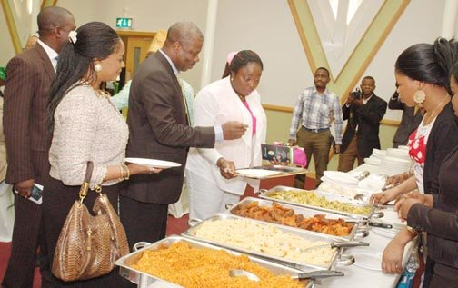 Guests were treated to a sumptuous buffet.jpg