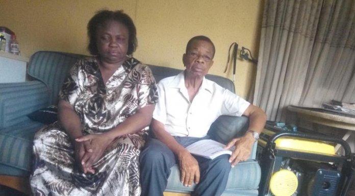 Emmanuel and Tobi Chukwu
