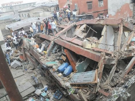 35 Ita-Faji Lagos building collapse