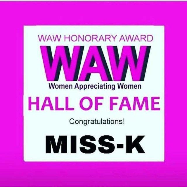 WAW - Miss K