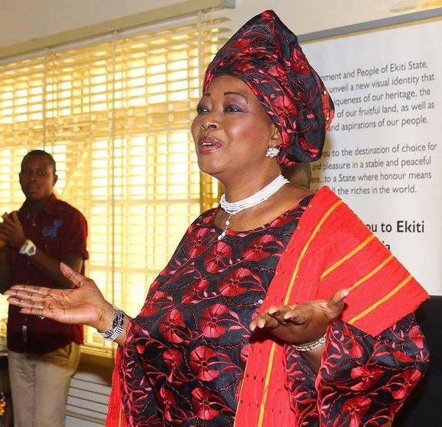 Mrs Funmi Olayinka