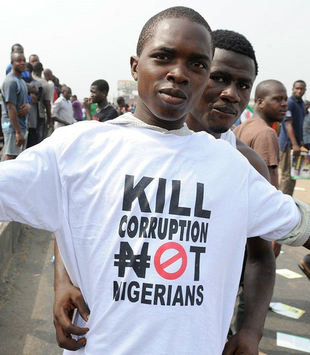 Kill corruption