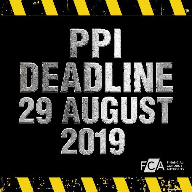 FCA PPI deadline SOCIAL POST Asset 1