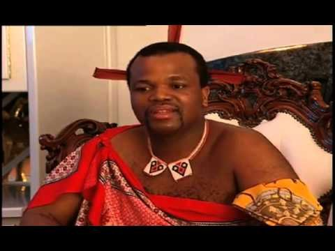 Swazi king says polygamy is a choice