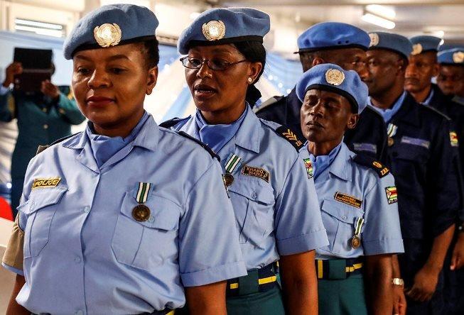 Zimbabweans tackling gender-based violence
