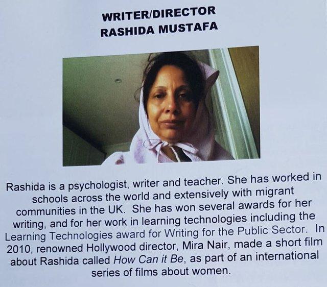 Rashida Mustafa