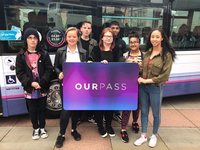 Our Pass - Freedom for Greater Manchester's 16 to 18-year-olds
