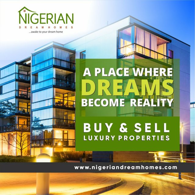 Nigerian Dream Homes