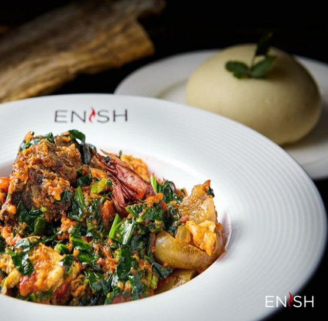 Enish - Efo riro