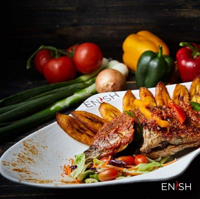 Enish - Fish