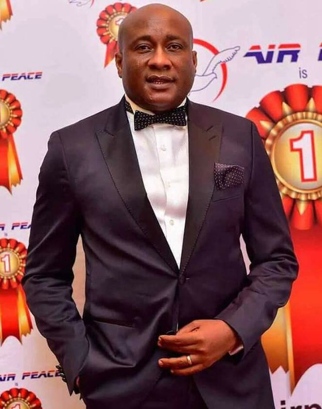 Allen Onyema - Chairman, Air Peace