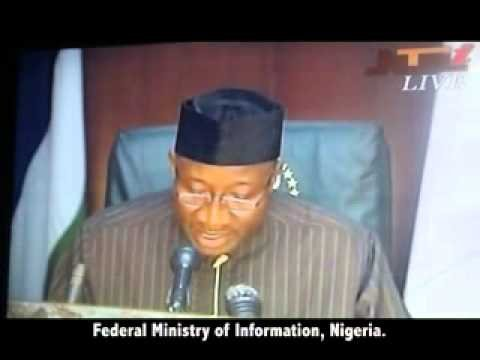 President Jonathan declares State of Emergency