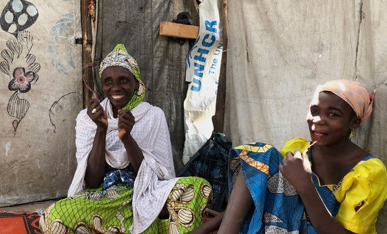 Boko Haram abducted Hawa Abdu and her children in Nigeria in 2014