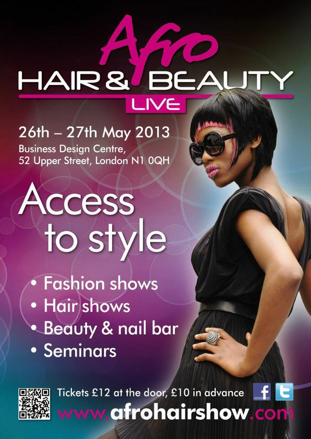 Afro Hair and Beauty 2013