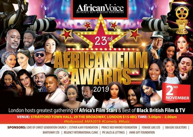 African Film Awards 2019