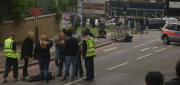 Terror attack in Woolwich