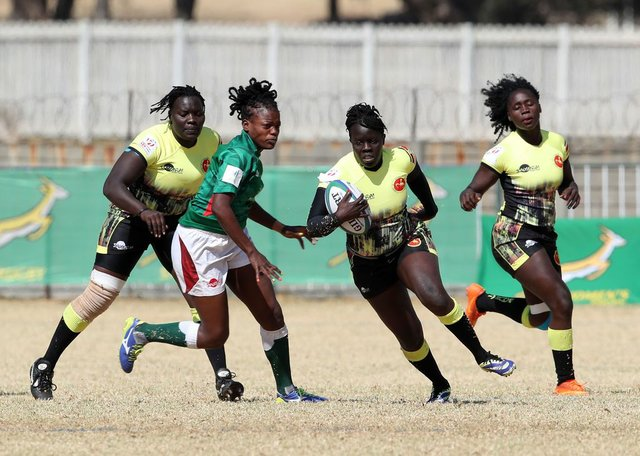 Ambitious plans for female participation in Rugby in Africa