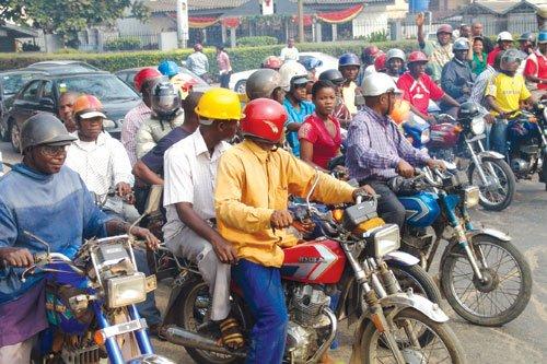 Okada ban in Lagos