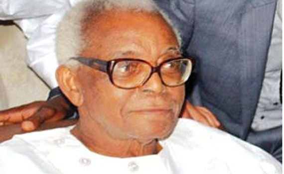 Chief Anthony Enahoro  fought for democracy in Nigeria