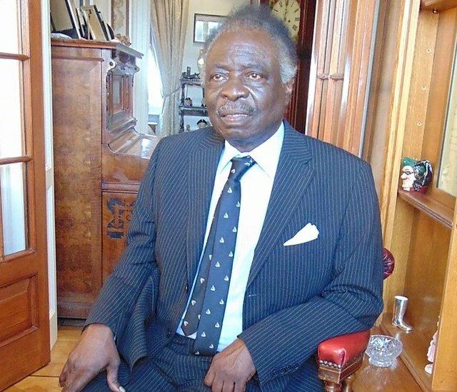 Dr Titus Odedun