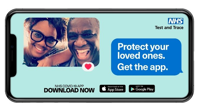 Get the NHS COVID-19 App