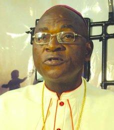 Bishop Hilary Okeke