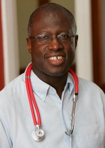 Professor Frank Chinegwundoh MBE