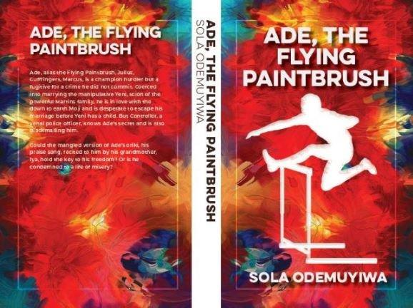 Ade, The Flying Paintbrush