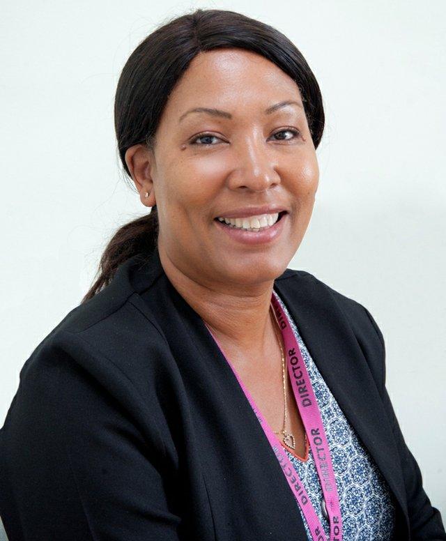 Arlene Wellman, Chief Nurse at Epsom and St Helier