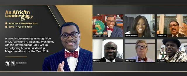 African Leadership Magazine (ALM) Awards