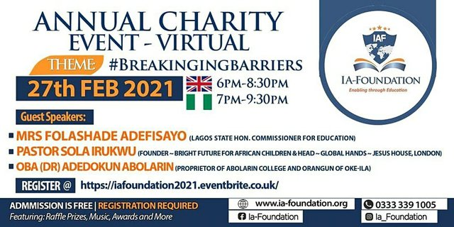 IA Foundation
