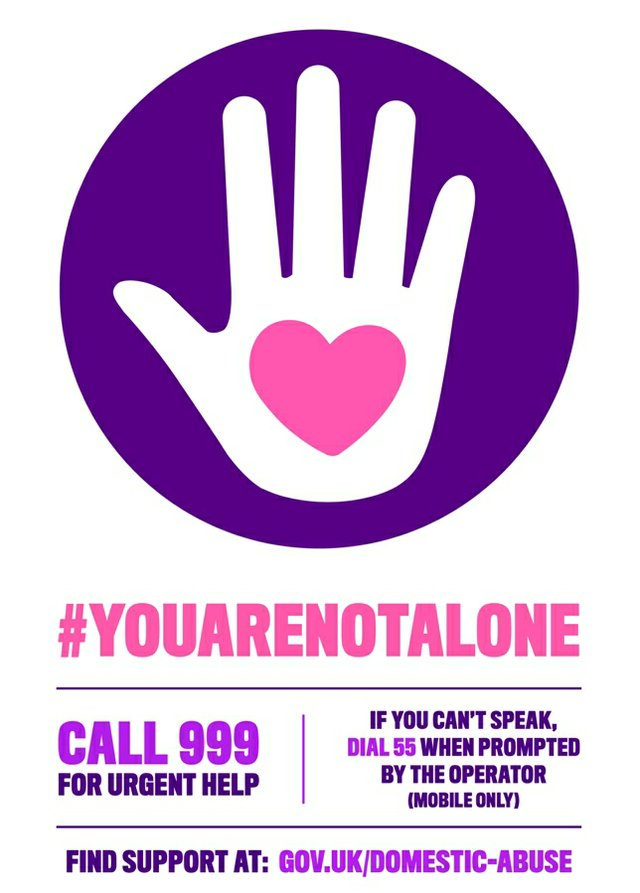 #YouAreNotAlone - Emergency call silent solution